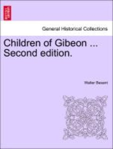 Children of Gibeon ... Second edition. VOL. I