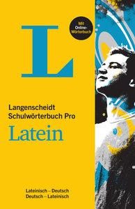 Langenscheidt Schulwörterbuch Pro Latein - Buch mit Online-Anbin