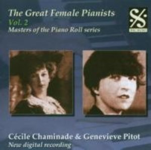Great Female Pianists Vol.2