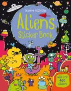 Aliens Sticker Book