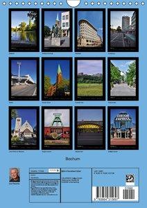 Bochum (Wandkalender 2016 DIN A4 hoch)