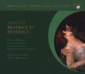 Brilliant Opera Collect.:Berlioz-Beatrice&Benedict