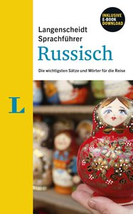 Langenscheidt Sprachführer Russisch