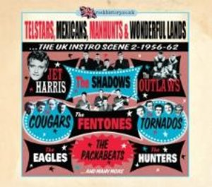 Telstars,Mexicans,Manhunts & Wonderful Lands