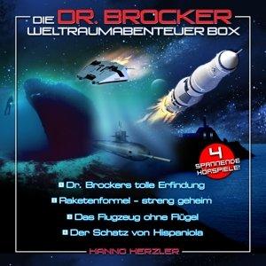 Die Dr.Brocker Weltraumabenteuer Box