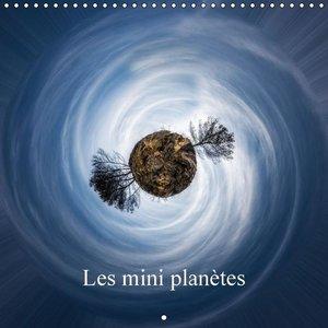 Les mini planètes (Calendrier mural 2015 300 × 300 mm Square)