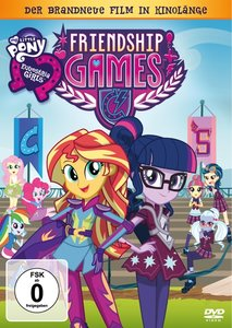 My Little Pony - Equestria Girls - Friendship Games