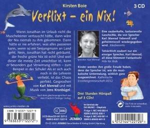 Verflixt - ein Nix! 3 CDs