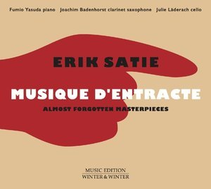 Musique D\'Entracte-Almost Forgotten Masterpieces