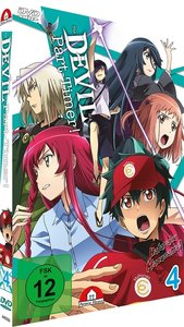 The Devil is a Part-Timer - DVD 4