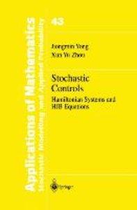 Stochastic Controls
