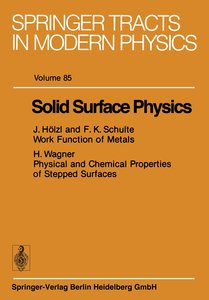 Solid Surface Physics