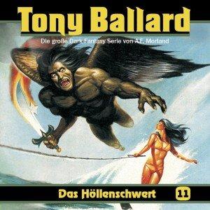 Tony Ballard 11-Das Höllenschwert