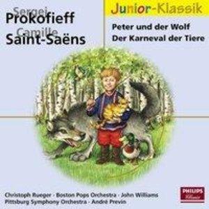 Peter Und Der Wolf/Der Karneval (Eloquence Junior)