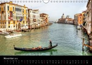 Venice (Wall Calendar 2015 DIN A4 Landscape)