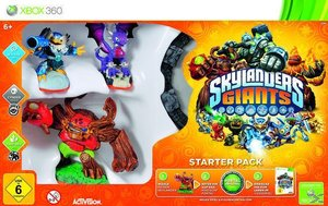 Skylanders: Giants - Starter Pack