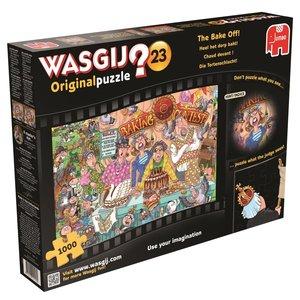 Wasgij Original 23 - Die Tortenschlacht - 1000 Teile