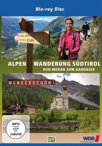 Wandern über die Alpen 2 - Südtirol - Von Meran zum Gardasee - K