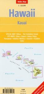 Nelles Map Hawaii: Kauai 1 : 150 000