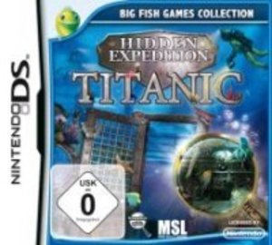 Hidden Expedition Titanic (Wimmelbild)