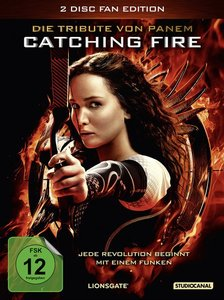 Die Tribute von Panem - Catching Fire. 2 Disc Fan Edition