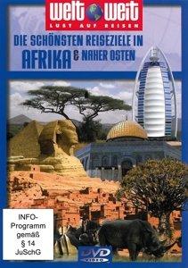 Die schönsten Reiseziele 2 in Afrika & Naher Osten