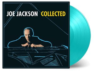 Collected (Limited Turquoise Vinyl)