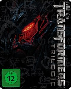 Transformers 1-3