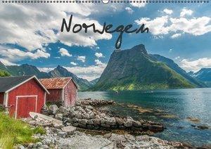 Burri, R: Norwegen (Wandkalender 2015 DIN A2 quer)