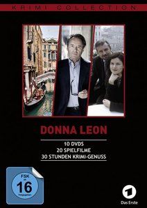 Donna Leon Collection, Folge 1-20