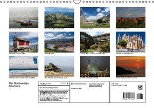 Schön, A: Nordwesten Spaniens (Wandkalender 2015 DIN A3 quer