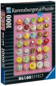 Bunte Cupcakes. Puzzle 1000 Teile