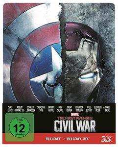 The first Avenger - Civil War 3D