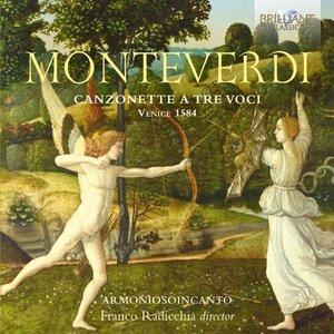 Monteverdi:Canzonette A Tre Voc