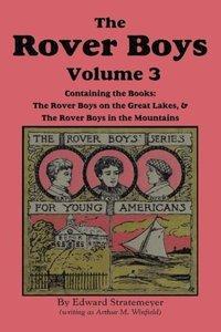 The Rover Boys, Volume 3