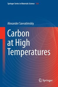 Carbon at High Temperatures