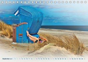 Strandvergnügen - an Nordsee und Ostsee