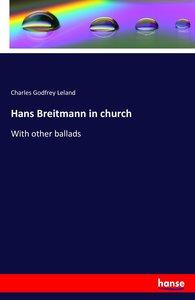 Hans Breitmann in church