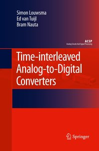 Time-interleaved Analog-to-Digital Converters