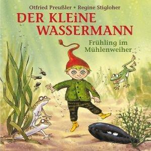 Der Kleine Wassermann-Frühling Im Mühlenweiher
