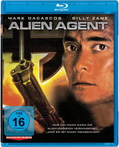 Alien Agent (Blu-ray)