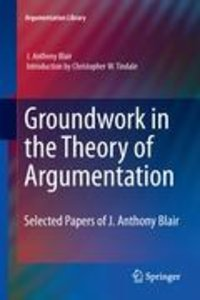 Groundwork in the Theory of Argumentation