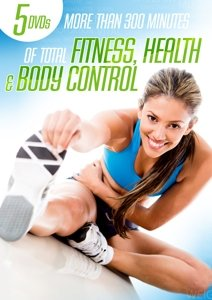 More Than 300 Minutes Of Total Fitness,Health & B