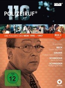 Polizeiruf 110 - MDR Box 2