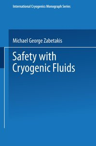 Safety with Cryogenic Fluids