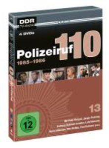 Polizeiruf 110 - Box 13: 1985-1986