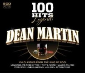 100 Hits Legends Dean Martin