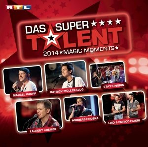 Supertalent 2014-Magic Moments