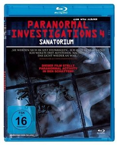 Paranormal Investigations 4 (Blu-ray)