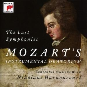 Sinfonien 39,40 & 41